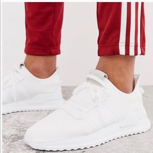 Adidas U path sneaker NEW
